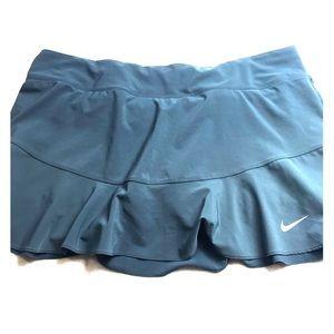 Nike DRI-FIT Athletic tennis skirt shorts skort XL